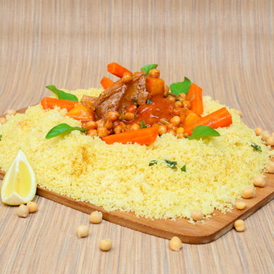Couscous royal; Cordon Bleu